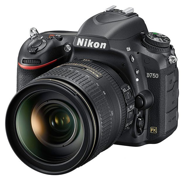 The Nikon D750's Unsecured WiFi Network Means Anyone with a Smartphone Can Get Your Photos