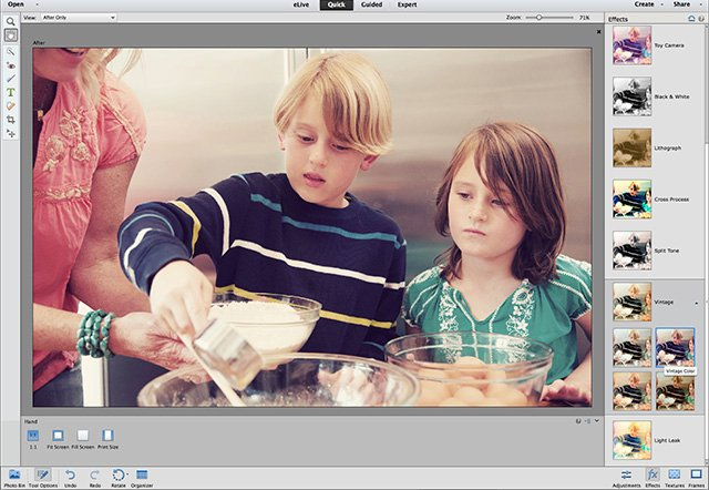 Adobe Unveils Photoshop Elements 13, Bakes in Simple-Yet-Powerful Editing Tools