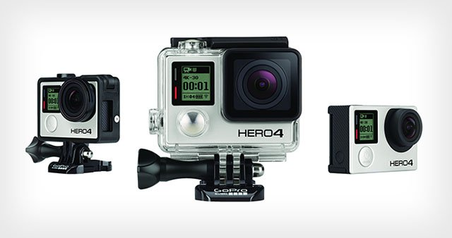 Gadjet Impian GoPro Hero 4