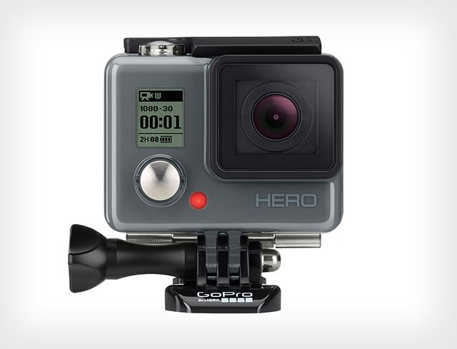 GoPro to Launch a Cheaper, Low-End Action Camera Simply Called the HERO. Here It Is.