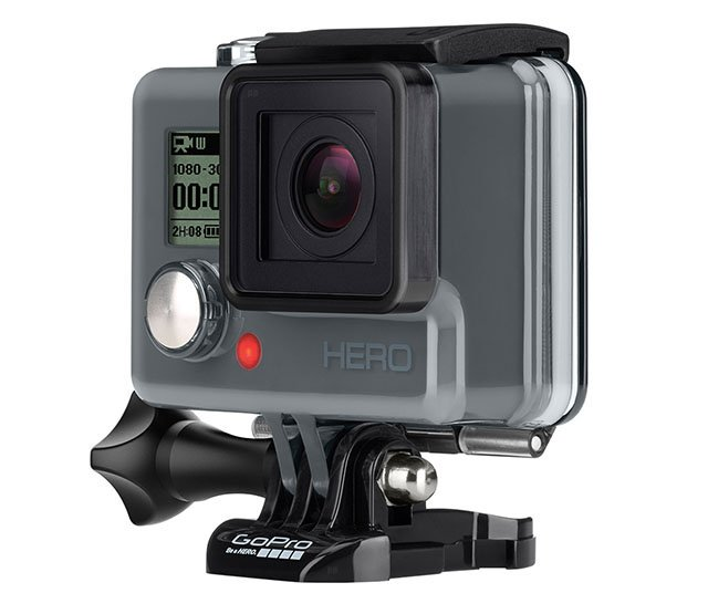 gopro to launch a cheaper low end action camera simply called the hero here it is. Black Bedroom Furniture Sets. Home Design Ideas