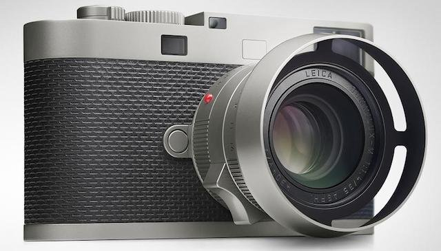 The M Edition 60: Leica Celebrates 60 Years of the M-Series with LCD-Less Rangefinder