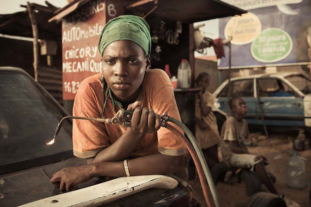 No Man's Job: Portraits of Senegal's Female Auto Mechanics