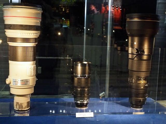 Lens Comparison Shows Off a Big Advantage of Micro Four Thirds: No Future Back Surgery