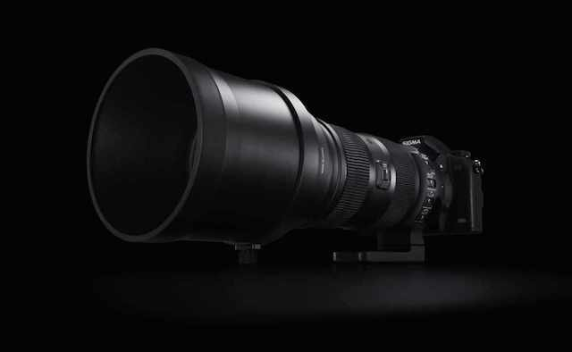 Sigma Challenges Tamron with Its Own Hefty 150-600mm f/5-6.3 Sport Zoom