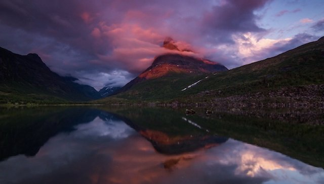 A Breathtaking Motion Time-Lapse Tour of Norway