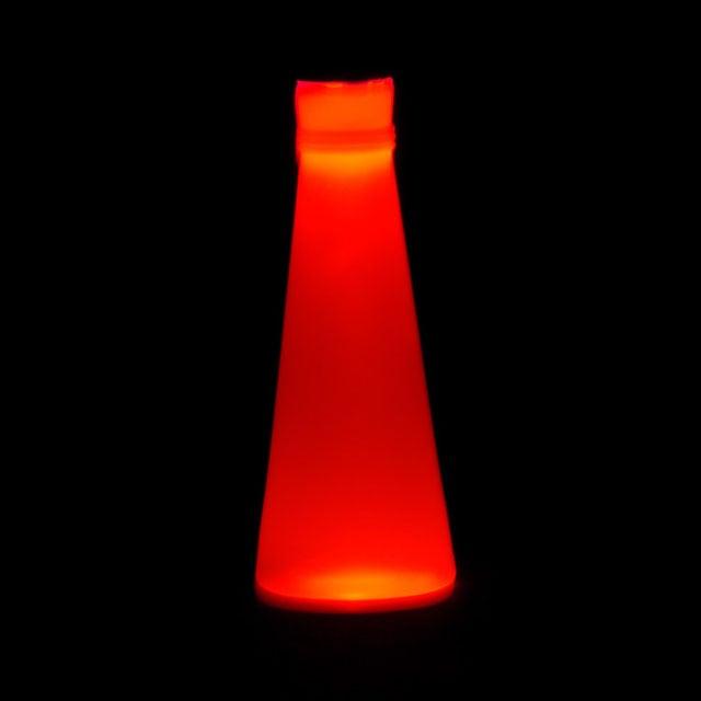 10oz_Red_Semi-Opaque_Tapered_Illuminated