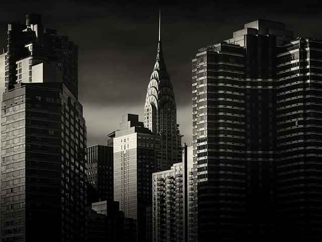 Photographer Alex Teuscher's Moody Photos of New York City 'Above as Below'