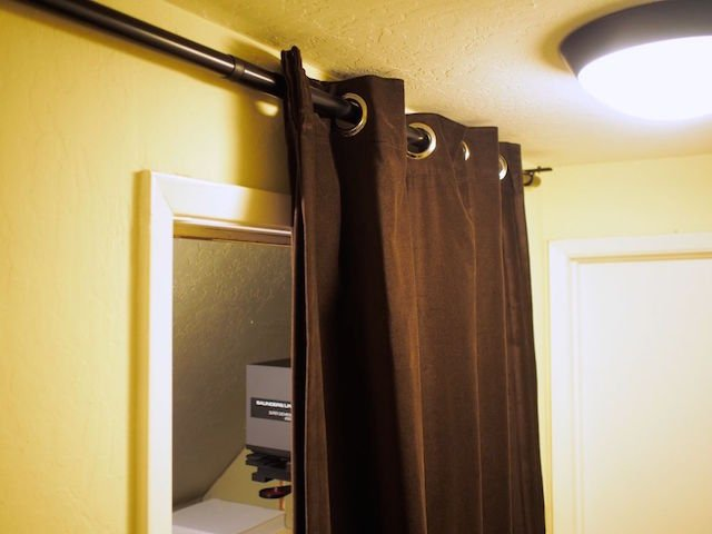 Diy How To Create An Entire Darkroom In A 3 5x7 Foot Closet