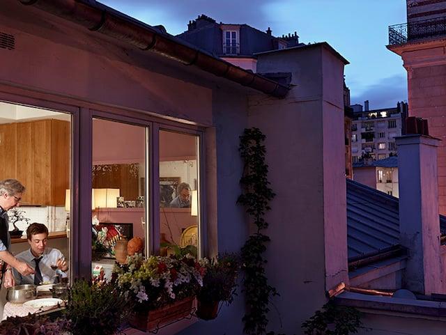 Gail Albert Halaban, Rue des Plantes, 14th arrondissement, Paris, from Gail Albert Halaban: Paris Views (Aperture, 2014)