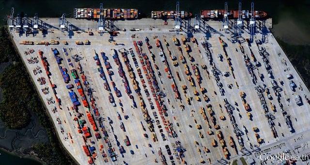 Port of Charleston