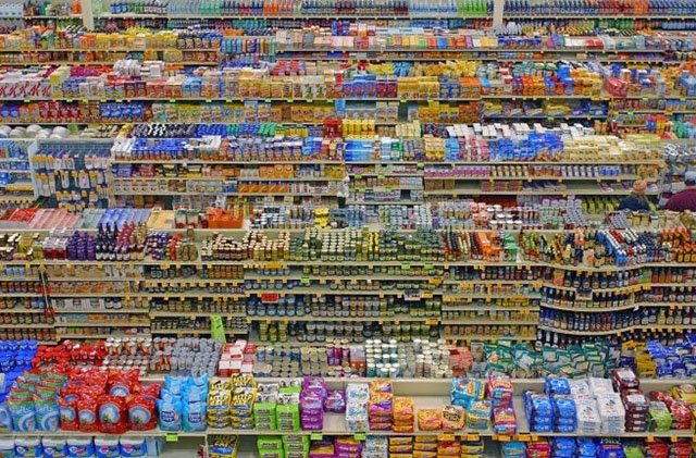 99 Cent A Look At The Widespread Confusion Over Photo Gursky DIDN
