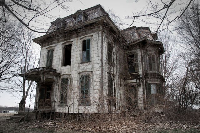 Locals say the owner of Ohio's Milan Mansion was a practicing witch.