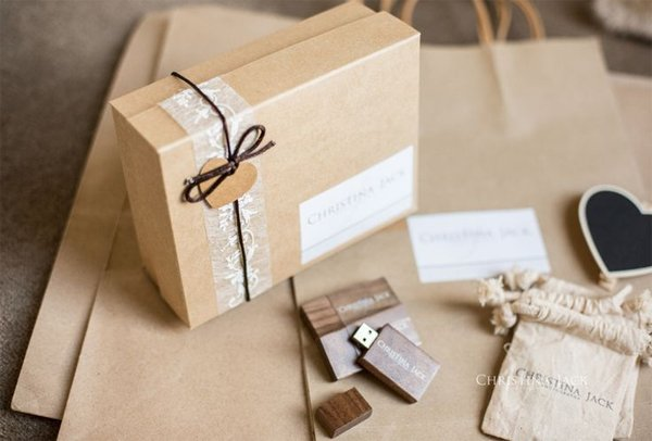 Wedding Gifts Packing Designs: 20 Eye-Catching Packaging And Presentation Examples For