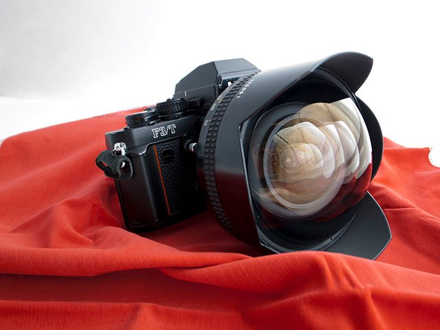 Ultra-Rare Nikon 13mm f/5.6 'Holy Grail' Lens Shows Up on eBay