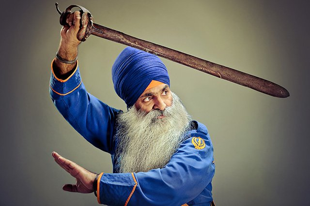 The Singh Project: Portraits that Show the Diversity of Sikh Men