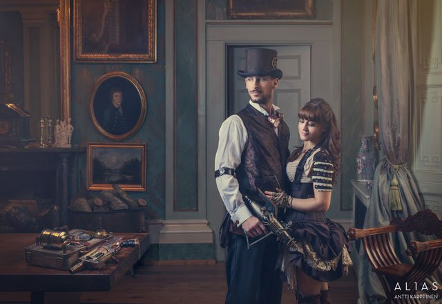 Steampunk Friends for Life: A Little Story About the Power of Networking as a Photographer