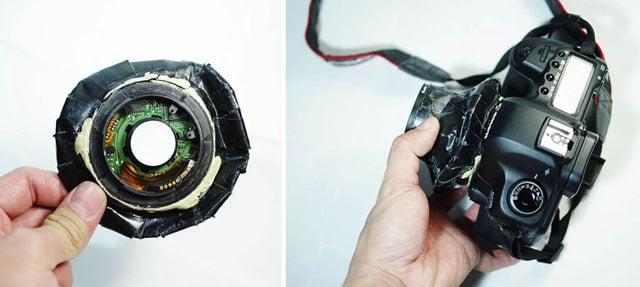 Photographer Buys and Saws a Broken Canon 50mm f/1.8, Creates a $27 DIY Tilt-Shift Lens