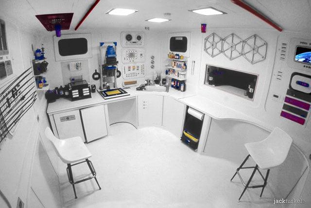 Dark Room Design In Radiology