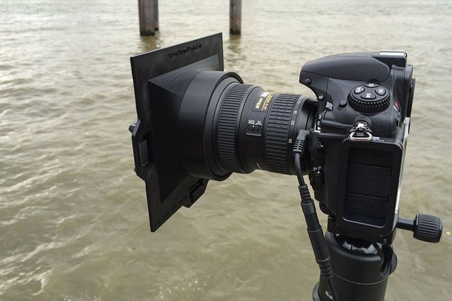 A Cheaper Filter Holder for the Nikon 14-24mm f/2.8 Created with 3D Printing