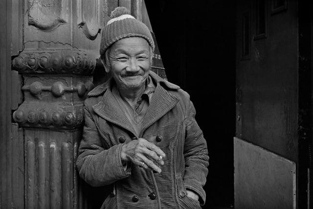 Mr. Soo, East Broadway, 1982