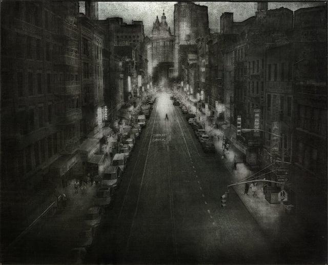 Walking-Downtown