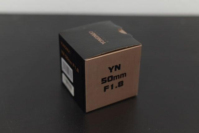 02 - The box