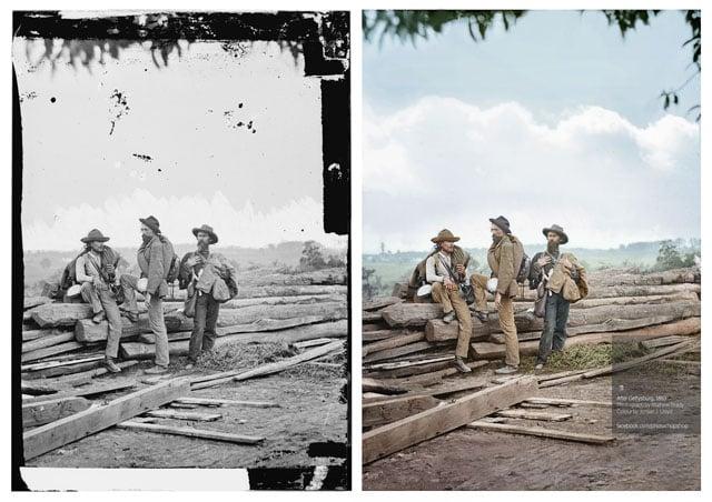 Dynamichrome_After_Gettysburg_1863