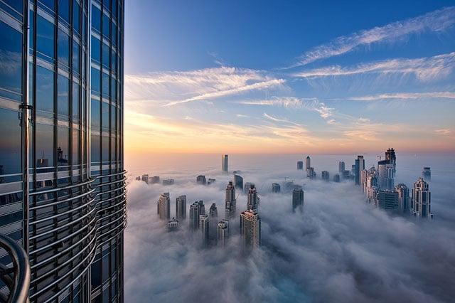 View from Burj Khalifa 5 1024px