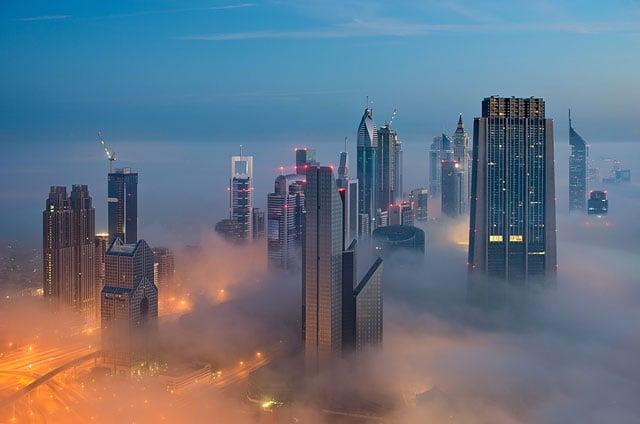 View from Burj Khalifa 6 1024px
