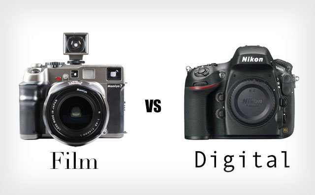 compare and contrast digital and film cameras Compare that to someone like george lucas, who spends quite a bit of time and  budget in  technology's greatest impact is perhaps felt in new cameras that  allow  post production is another area where digital trumps the usage of film.