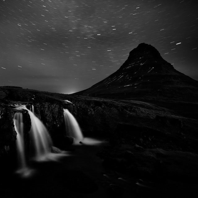 Photographer michel rajkovic captures the magic of landscapes with long exposures