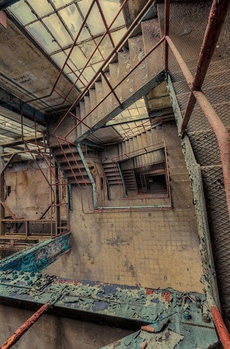 the escher staircase