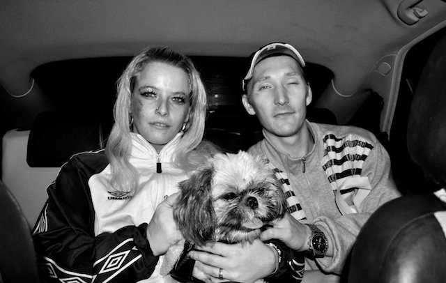 Taxi Driver Captures Black-and-White Portraits of His Most Eclectic Passengers