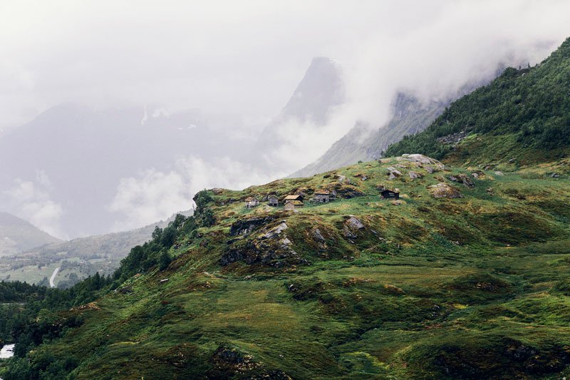 The Beauty of Norwegian Landscapes