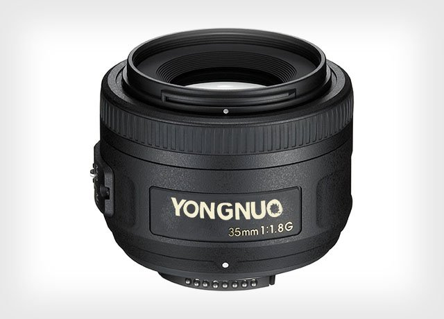 Yongnuo Will Unveil Cheaper Clones of Nikon Lenses Before the End of 2015