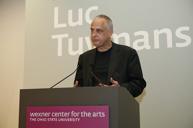 Luc Tuymans in September 2009.