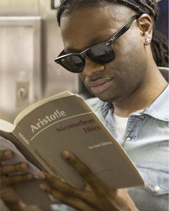 Aristotle. Nicomachean Ethics.
