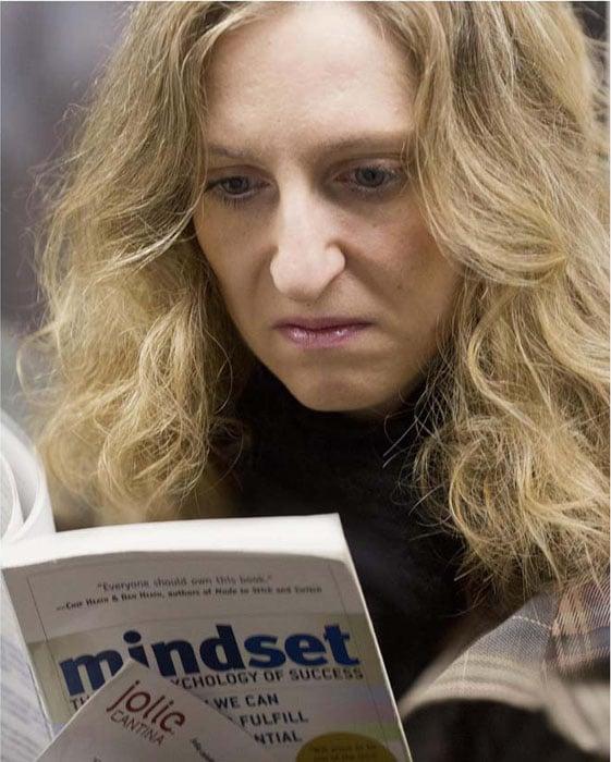 Carol Dweck. Mindset: The New Psychology of Success.