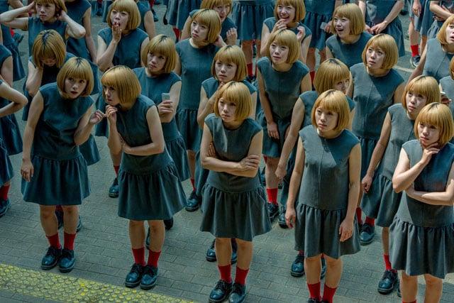 The Clone Photography of Daisuke Takakura