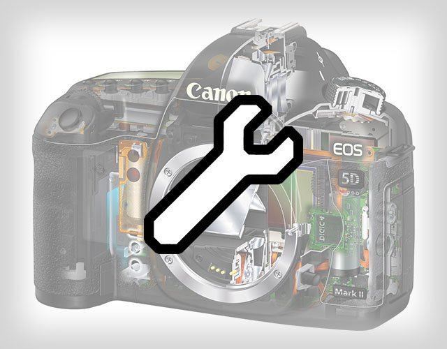 How I Replaced the Shutter in My Canon 5D Mark II By Myself and Saved $400