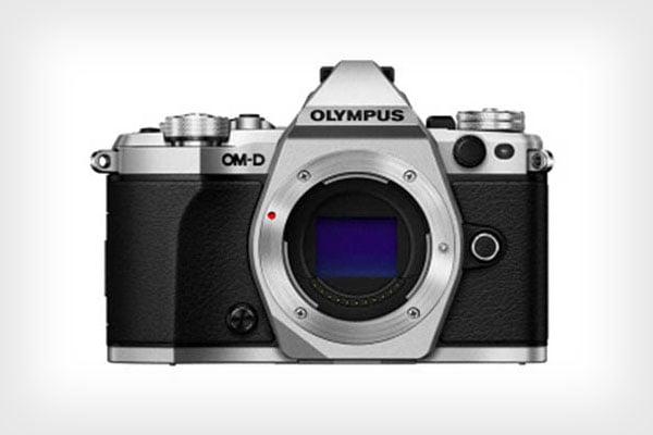 Les premières photos du futur Olympus E-M5II
