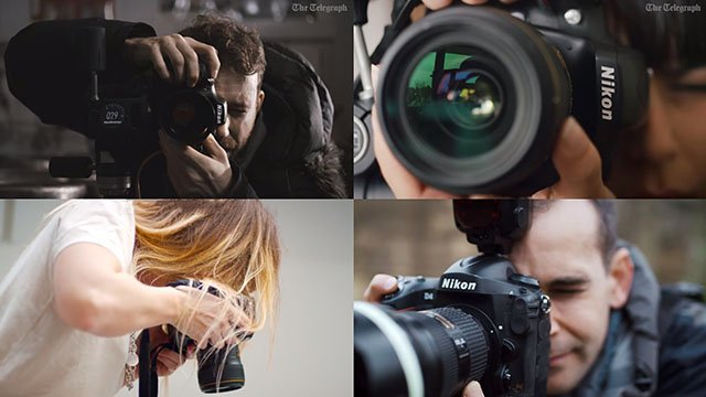 'I Am Different': Short Videos That Offer Glimpses Into the Lives of 5 Nikon Photographers