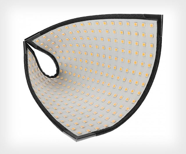 Flex is a Versatile Light Mat That Can Be Bent Into All Kinds of Shapes