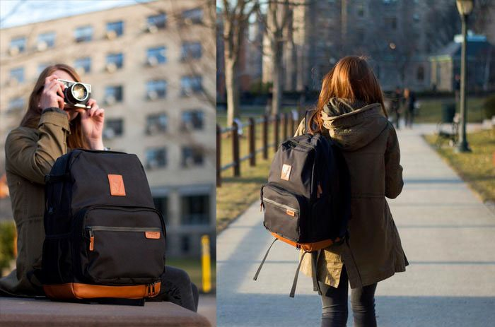 Brevitē is a Simple New Camera Backpack that Draws Admiration but Not Unwanted Attention