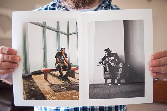 Promo Piece: A Simple 36-Page Photo Magazine