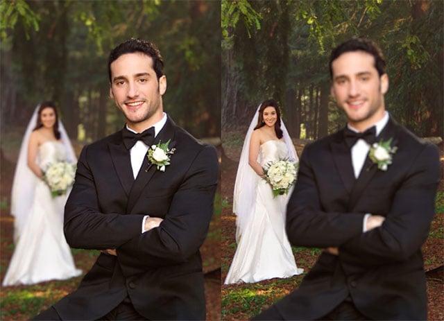 Wedding Photos Shot with a Lytro Light Field Camera