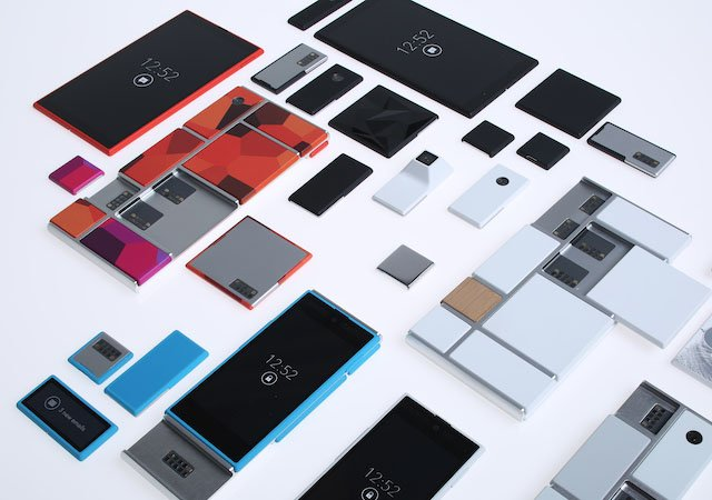 Google's Project Ara is a Modular Phone That Lets You Swap Cameras In and Out