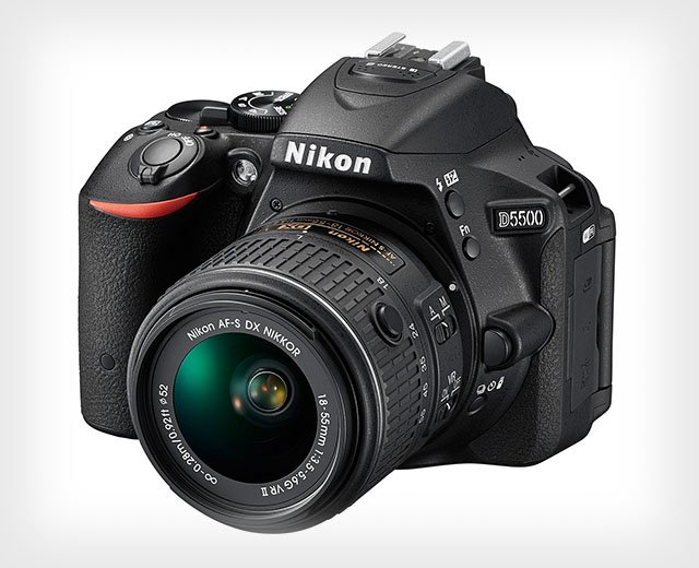 Nikon D5500 Unveiled: It's the Company's First DSLR with a Touchscreen