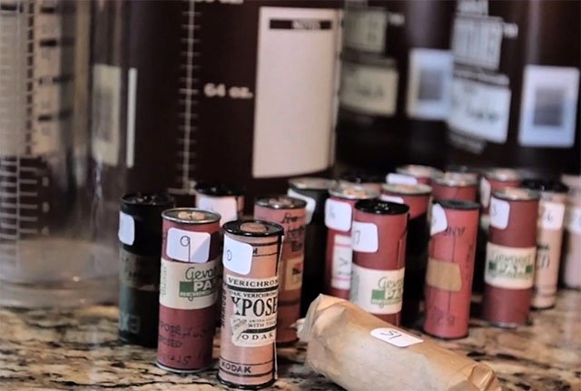被遗忘的胶卷:31个二战期间的胶卷,被发现并冲印,历史重现